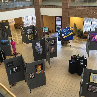 Invitational High School Art Show 2017
